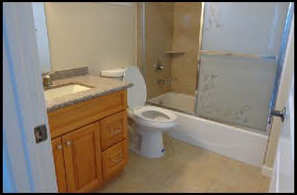 2406 Harrington Bathroom